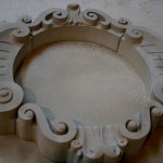 Ionic Cut Stone-Limestone Window surround